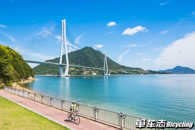 慢骑岛波海道、枫叶耶马溪自行车道