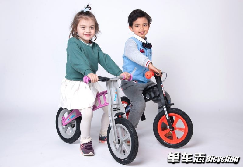 抢占滑步车市场:CST正新轮胎重磅推出【CST IRONKID】