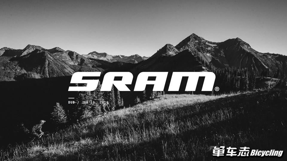 SRAM DUB牙盘系统全新发布
