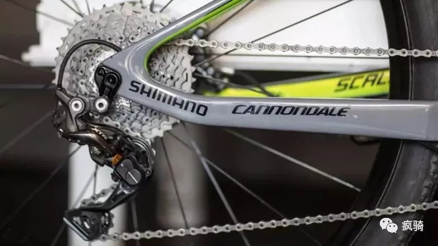 历史性合作 | CANNONDALE 工厂 XC 车队与 SHIMANO 的联手