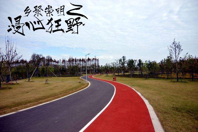 上海市业余自行车联赛-长兴岛站