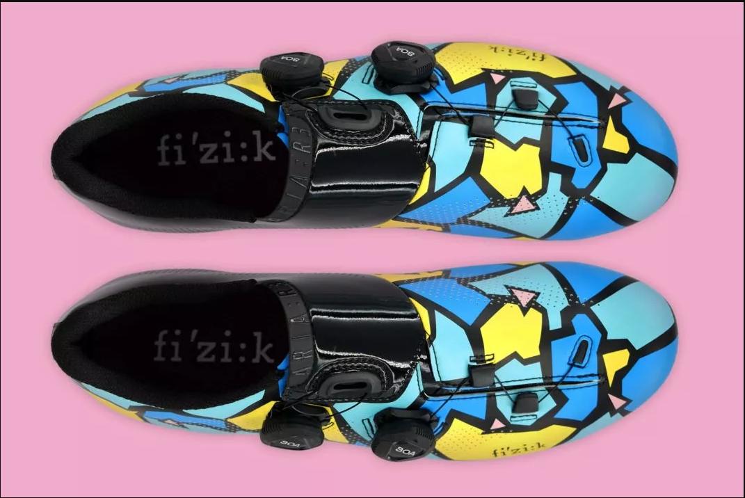 Fizik Aria 101 环意限量涂装版锁鞋