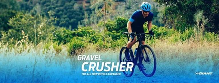 捷安特发布全新Gravel Bike ——Revolt Advanced碎石公路赛车