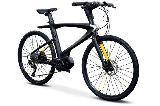 Cybic推出自带Alexa自行车 还能帮你叫外卖?