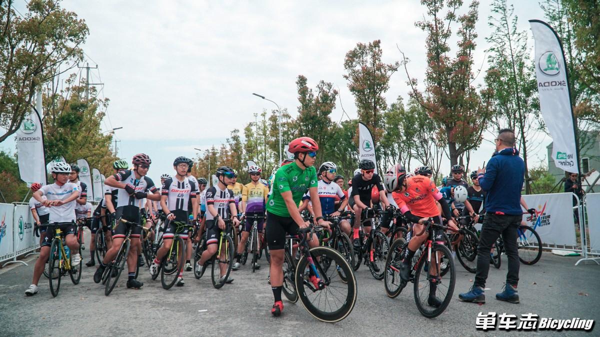 威力大增——2019年上海城市业余赛斯柯达HEROS中国自行车系列赛崇明岛站