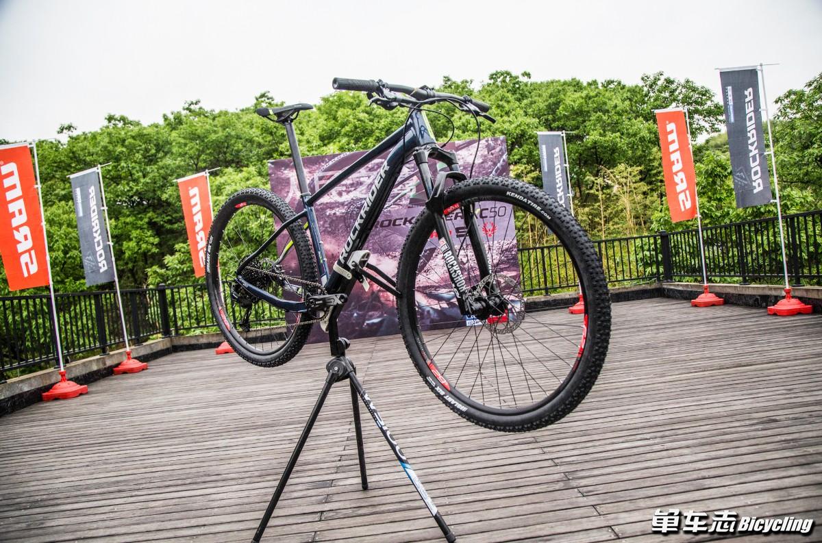 2019 Decathlon Rockrider XC50新品暨SRAM SX 12s套件首发