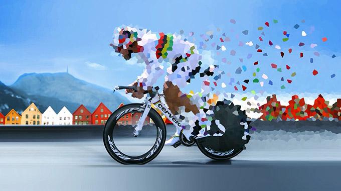 为什么欧洲的自行车文化会这么浓郁?