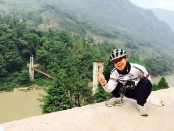 骑友分享|辽宁16岁小伙骑行川藏线