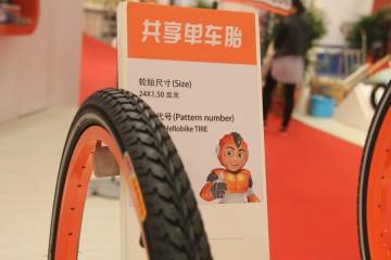 第17届中国北方国际自行车电动车展览会零部件一览