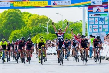回归平路——2017PDM自行车系列赛崇明岛世巡赛段收官