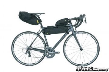 精选3款长途骑行车包