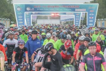 风雨征程——不止骑·2017第五届中国24H单车环太湖认证