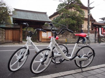 小米投资共享单车进击海外   小白单车布局日本市场