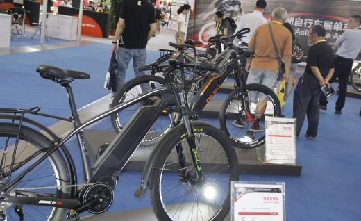 2017(第七届)亚洲自行车展览会首日秀