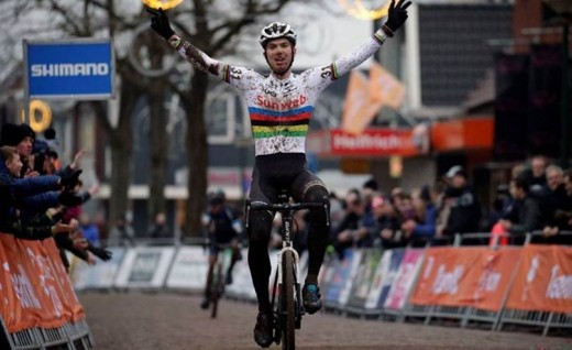 Giant赞助Team Sunweb车手Joris Nieuwenhuis赢得荷兰国家公路越野U23冠军