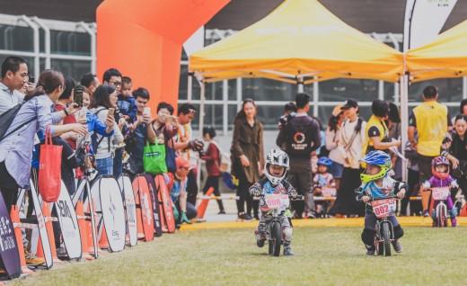 奥梦成真——儿童滑步车黄金联赛深圳积分赛