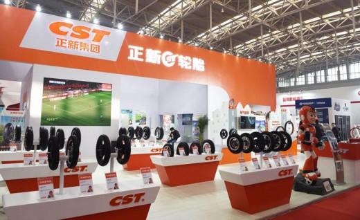 亮相2018天津展 正新轮胎多款产品受青睐
