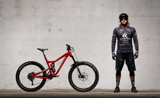 波兰最大自行车品牌Kross宣布签下西班牙车手David Cachon