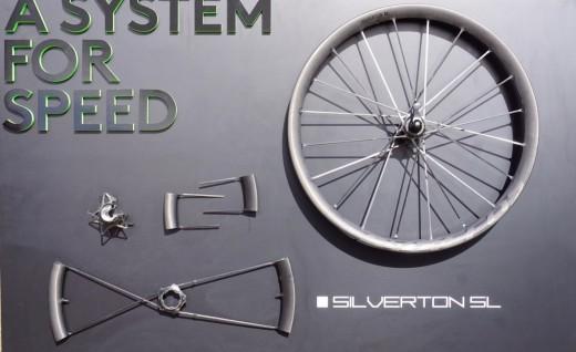 仅重1250g!Syncros推出Silverton SL 一体式全碳山地轮组
