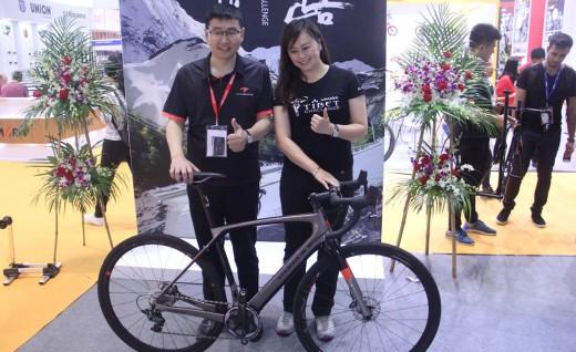 Pardus瑞豹运动自行车与国内顶级原创赛事IP骑闯天路达成合作