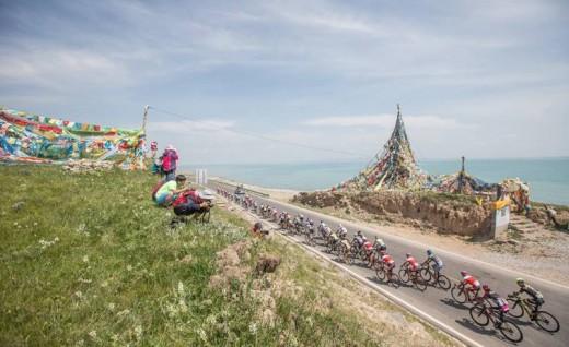 环青海湖国际自行车赛7月22日开赛