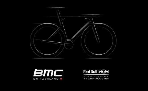 Red Bull与BMC合作开发自行车