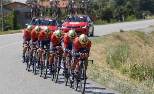 意大利东双海赛 王美银团队计时初体验