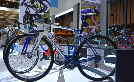 2018亚洲自行车展精彩直击