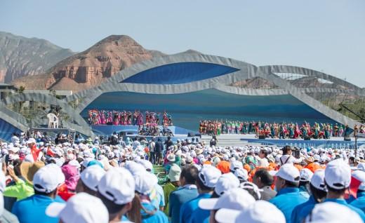 卫冕之战——2018第十七届环青海湖国际公路自行车赛开幕暨前瞻