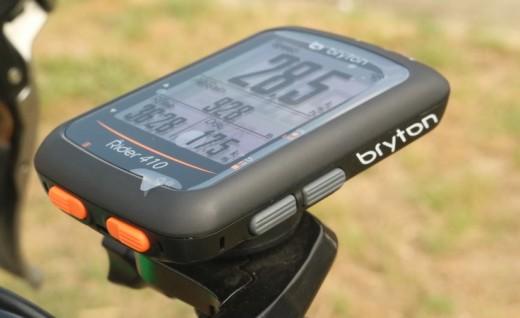 码表CP值绝高选择 Bryton Rider 410