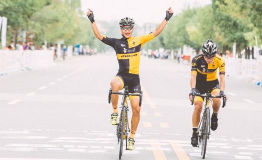 主场的胜利——中国路通·2018黄河口(东营)自行车巡回赛第三站赛报