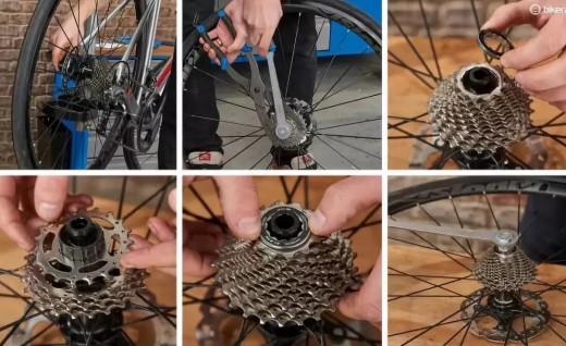 维修入门:如何更换你的自行车飞轮