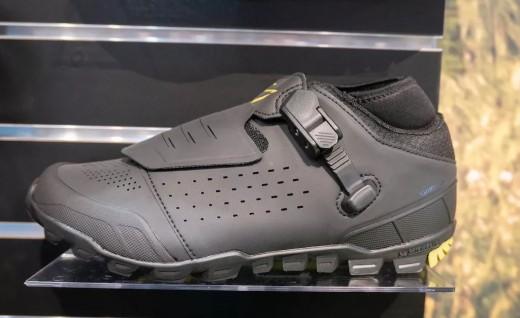 新品资讯:Shimano推出新款顶级山地骑行鞋
