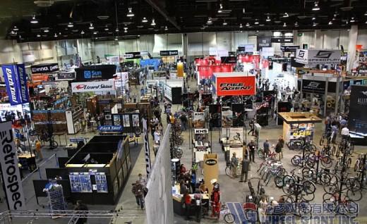 Interbike在美国里诺Reno开展 规模与展气下跌