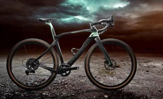 十足的意大利风味,Pinarello发布新款Gravel Bike