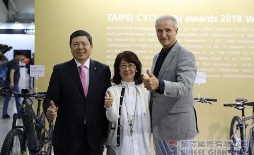 2018臺北國際自行車展(一) 展前記者會與戶外試乘