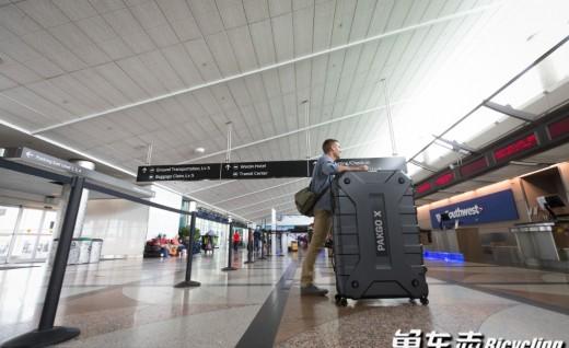 爱车出国首选-携车箱