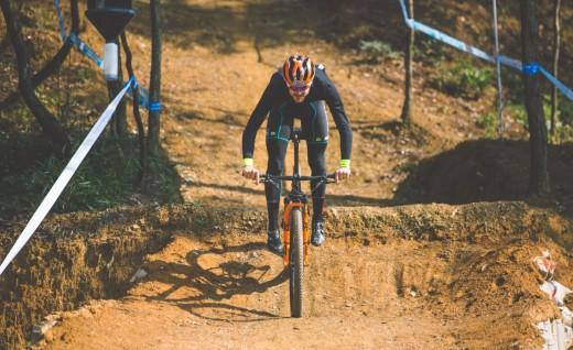 盛赞常山——前UCI山地车马拉松世锦赛冠军帕里克里斯