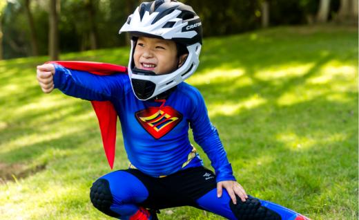 如何为你家孩子挑选一件合适的骑行服