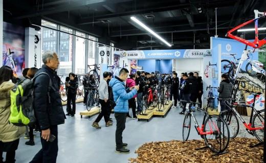 BIKE+WORK百万级单车体验中心落成!第一场发布会圆满落幕