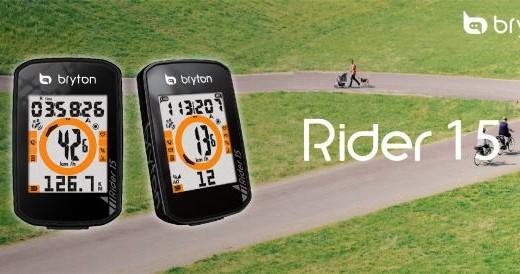 Bryton 2019年全新智能型码表Rider 15