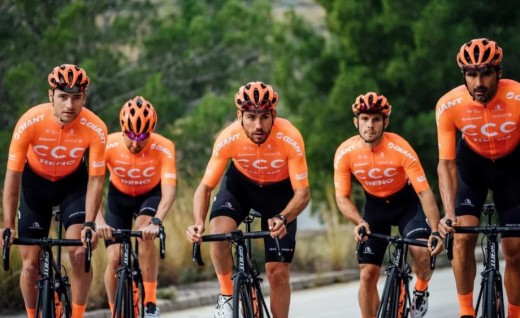 Giant战驹助力Team CCC剑指环澳赛单站冠军