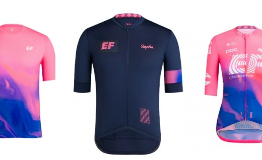 RAPHA 推出 EF EDUCATION FIRST 系列