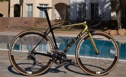奥运冠军范•阿韦马特特别版战驹TCR Advanced SL