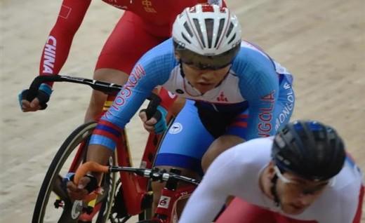 徐州小伙郭亮获2019世界杯场地自行车捕捉赛冠军