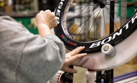 Bontrager推出全新碳纤维轮组保修关怀计划