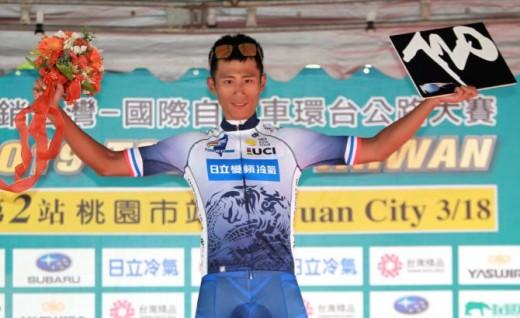【2019环台赛第二站】克拉克夺冠,冯俊凯首度穿上亚洲第一蓝衫
