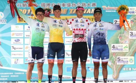 【2019环台赛第三站】彭源堂勇夺单站第2、冯俊凯总和第5续穿蓝衫