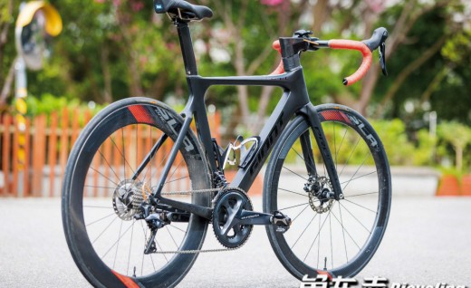 Giant Propel Advanced 1 Disc实测