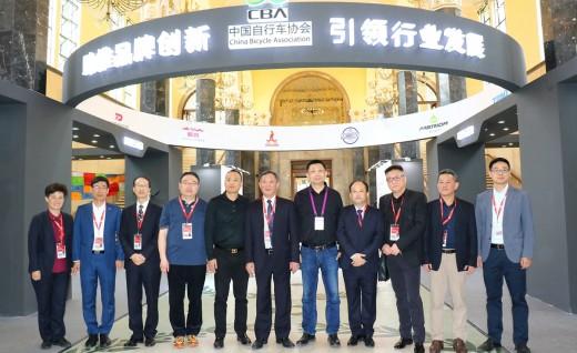 中自协带领业界在中国品牌日共襄盛举